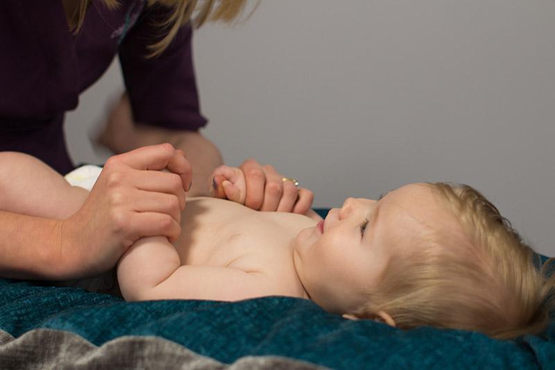 baby chiropractic